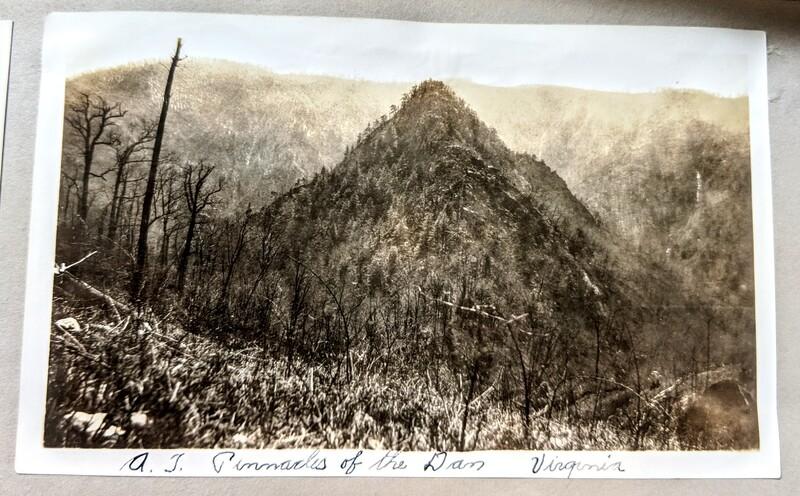 A.T. Pinnacles of Dan (1932)